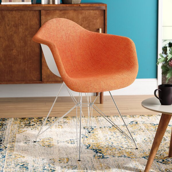 Ginger Modern Armchair by Langley Street