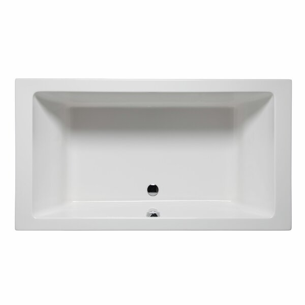 Naples 66 x 42 Air Bathtub by Malibu Home Inc.