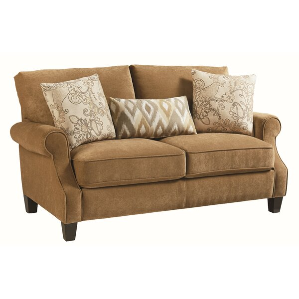 Clearance Griggs Loveseat by Alcott Hill by Alcott Hill