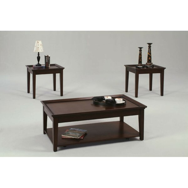 Encore 3 Piece Coffee Table Set By Progressive Furniture Inc.