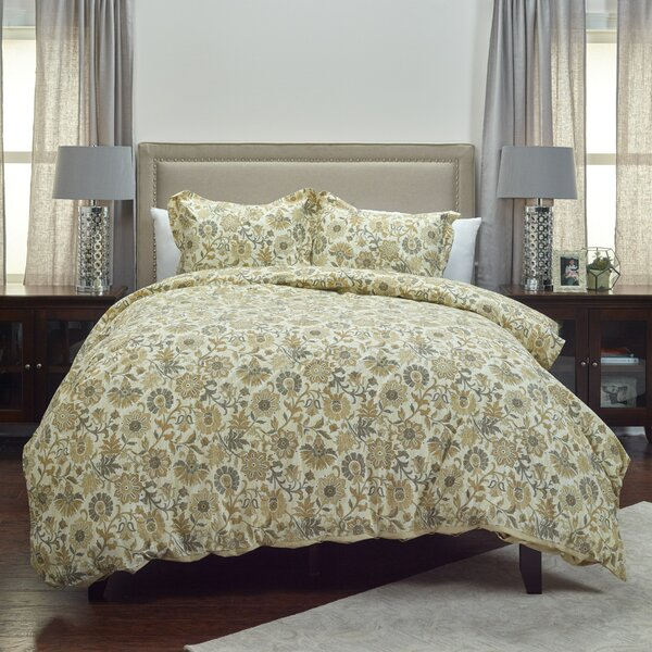 Hawthorne Comforter Set by Darby Home Co