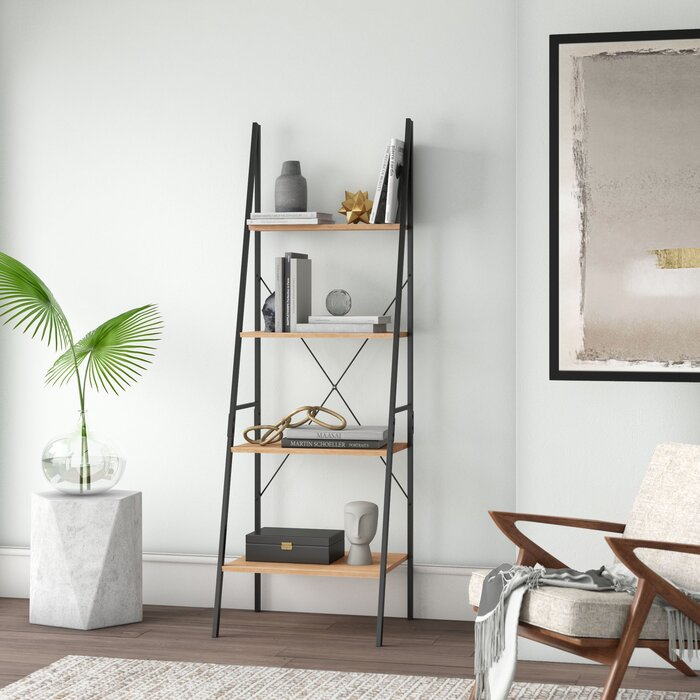 low priced c8c66 bf9f4 Almanzar Ladder Bookcase