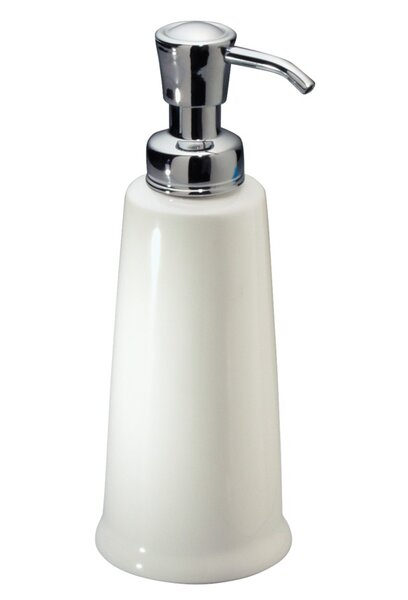 Ceramic Kitchen, Bath Soap & Lotion Dispenser by InterDesign