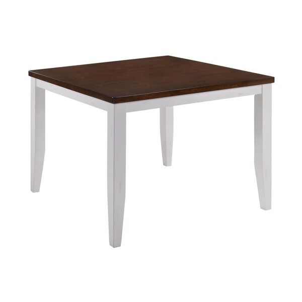 Adalard Solid Wood Dining Table by August Grove August Grove