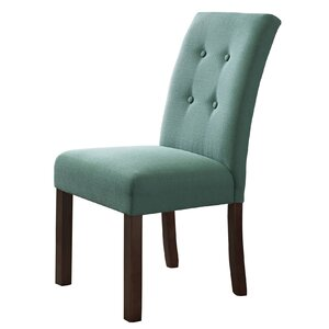 Oconnor Upholstered Parsons Chair (Set of 2) by Alcott Hill