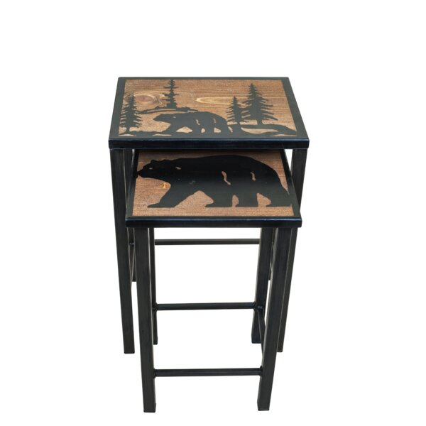 Harrod Nesting Tables by Millwood Pines Millwood Pines