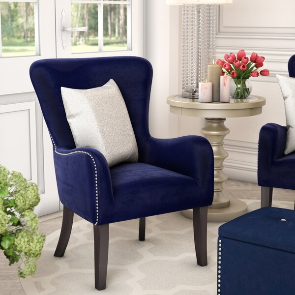 Kaat Wingback Chair by Willa Arlo Interiors