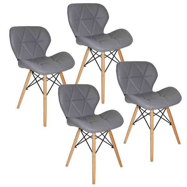 Boscobel Upholstered Dining Chair (Set of 4) by Corrigan Studio