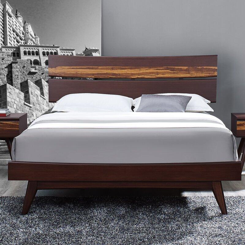 Best Mid Century Modern Beds, Modern Platform Beds, Cool Modern Beds