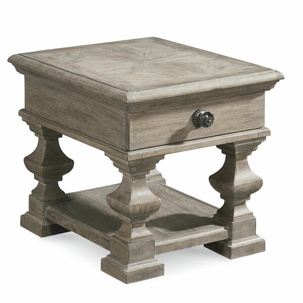 Jacey End Table by One Allium Way One Allium Way