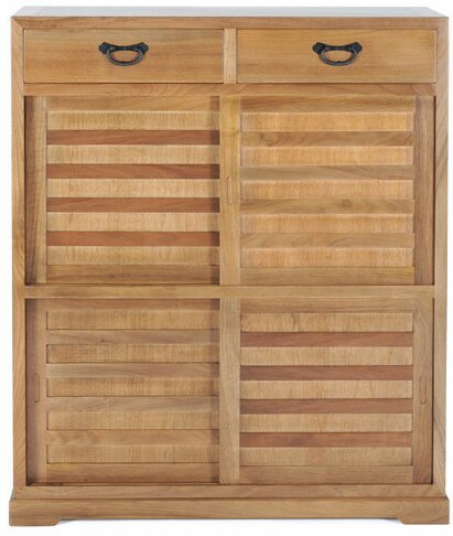 Shinto Accent Cabinet by Gingko Home Furnishings