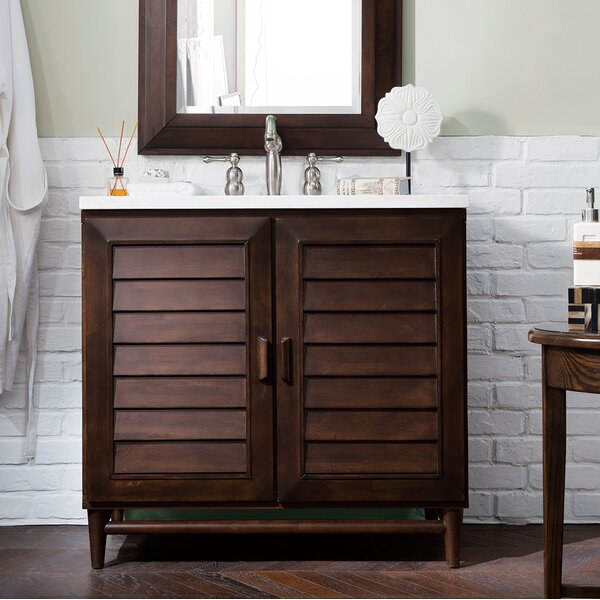 Neuhaus 36 Single Bathroom Vanity Set by Beachcrest HomeNeuhaus 36 Single Bathroom Vanity Set by Beachcrest Home