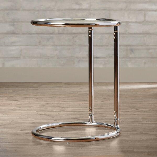 Cascio End Table By Orren Ellis