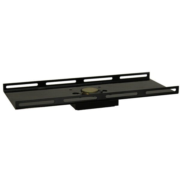 4C Pedestal Mailbox Mounting Plate by Outdoor Distinctions