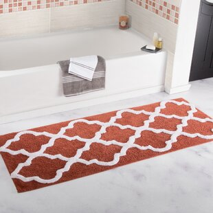 Merveilleux Red Bathroom Rugs