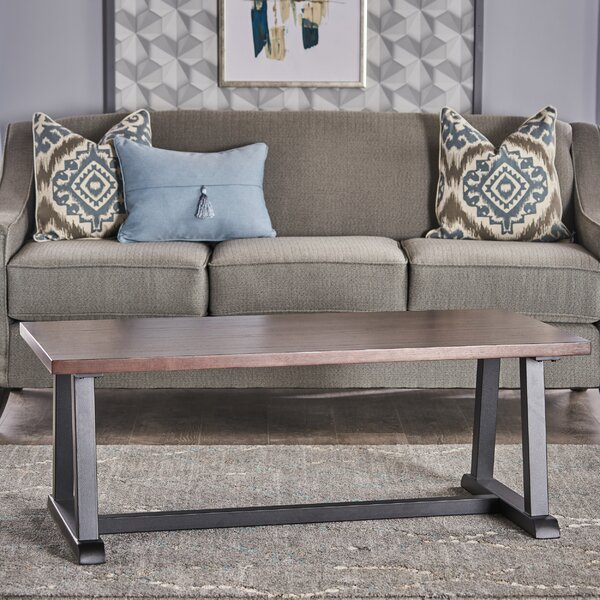Ramos Faux Wood Coffee Table by Wrought Studio Wrought Studio