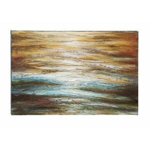 Painting Print on Canvas by Latitude Run