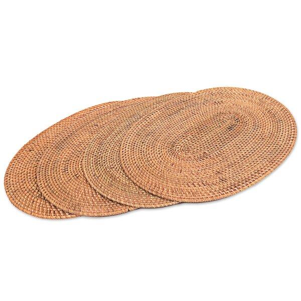 Senggigi Sand Ate Grass Placemat (Set of 4) by Novica