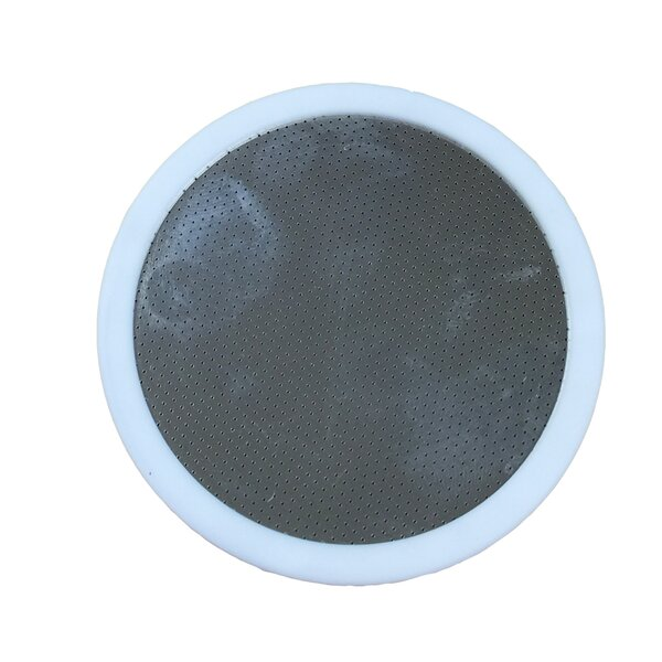 Reusable Deluxe Stainless Steel and Rubber Disk Filter by Crucial