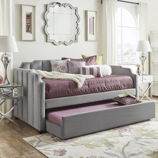 Elof Twin Daybed With Trundle By Willa Arlo Interiors