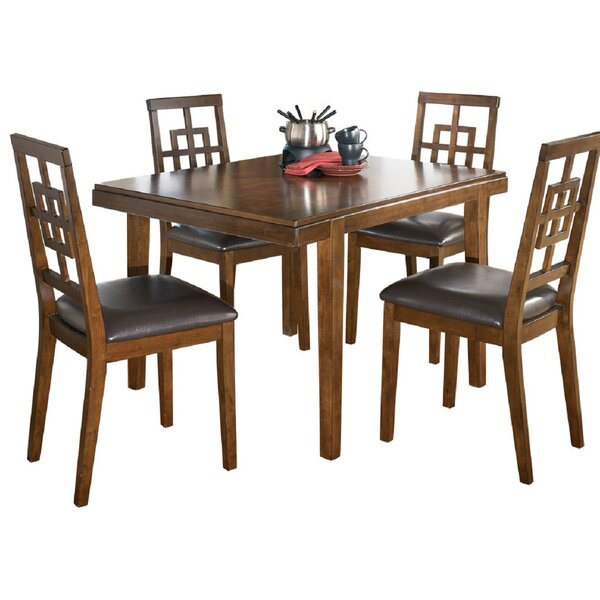Marengo 5 Piece Dining Set by Canora Grey