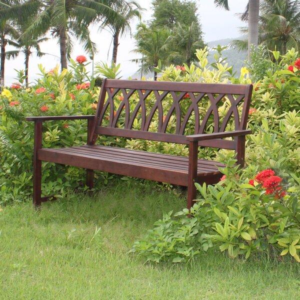 Creekmore Wooden Garden Bench