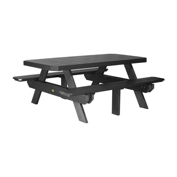 Linh Picnic Table by Ebern Designs
