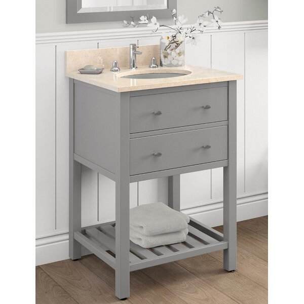 Harrison 25 Bath Vanity by Alaterre