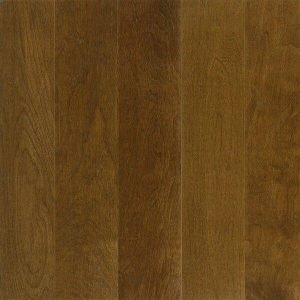 5 Engineered Birch Hardwood Flooring in Dark Forest by Wildon Home ®