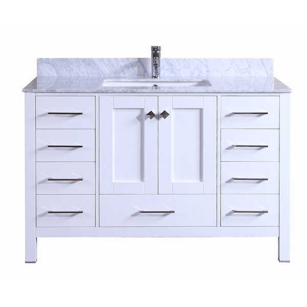 Arnab 48 Single Bathroom Vanity Set by Latitude Run