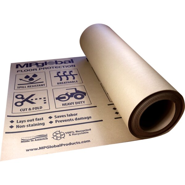 Duty Guard Paperboard Surface Protection (317 sq.ft./roll) by MP Global Products