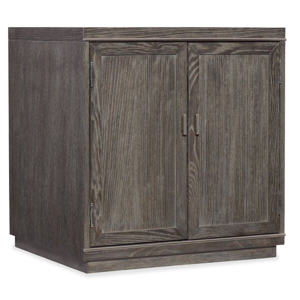 House Blend 2 Door Cabinet by Hooker Furniture