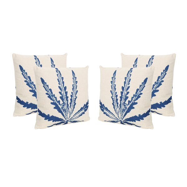 Arend Outdoor Throw Pillow (Set of 4) by Gracie Oaks