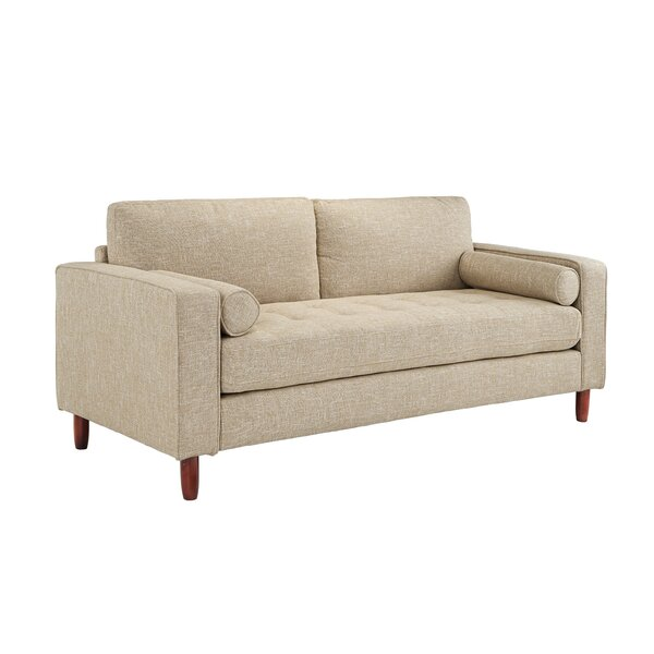 New Collection Martelli Sofa by Mercury Row by Mercury Row