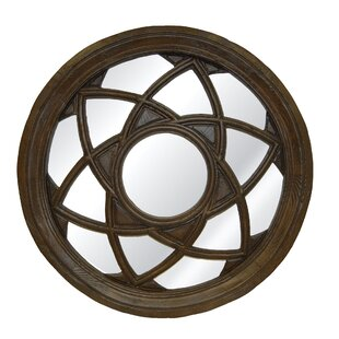 Hickory Manor House Star Accent Mirror