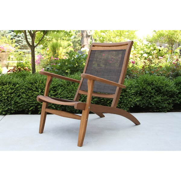 Rex Patio Chair by Beachcrest Home