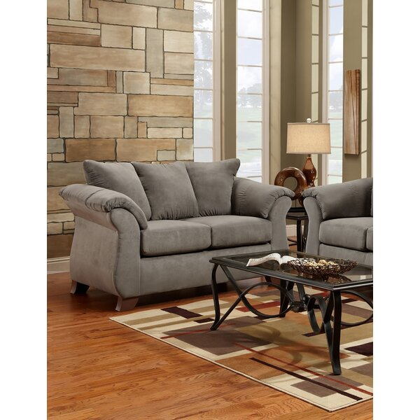 Complete Guide Ugalde Loveseat by Charlton Home by Charlton Home