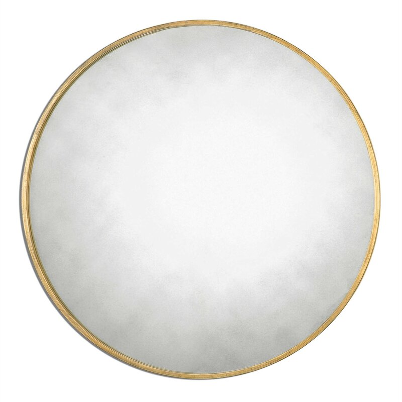 Mahanoy Accent Mirror