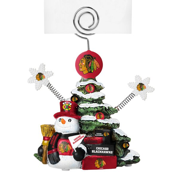 NHL Tree Photo Holder by Topperscot
