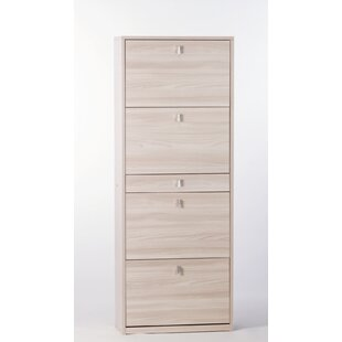 20-Pair Shoe Storage Cabinet By Sarmog