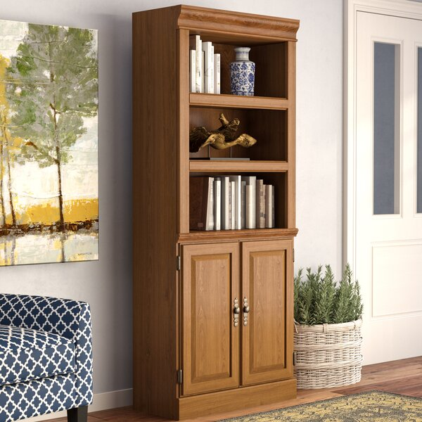 Oxford Standard Bookcase by Charlton Home