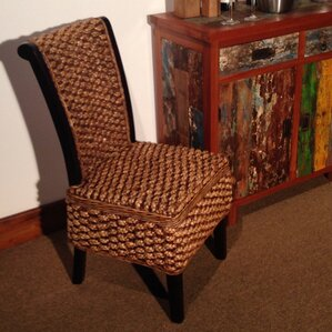 Soldano Solid Wood Dining Chair by Chic Teak