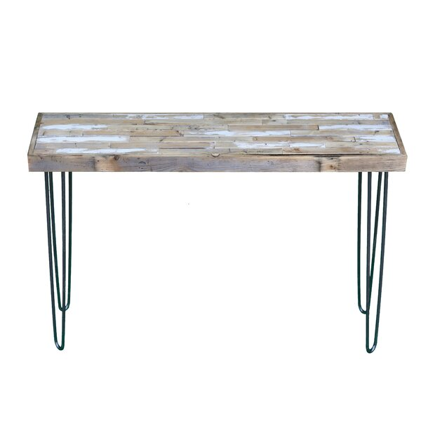 Hoskins Console Table by Union Rustic