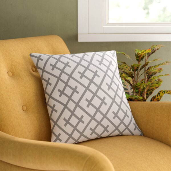 Juliano Pillow Cover by Bloomsbury Market