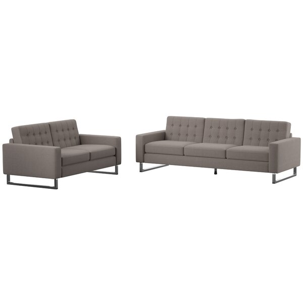 Bosch 2 Piece Living Room Set by Mercury Row