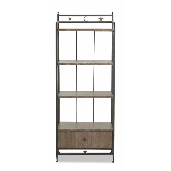 Lewellen Etagere Bookcase by Gracie Oaks