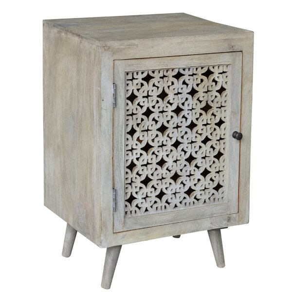 Abbotstown Nightstand by Bungalow Rose