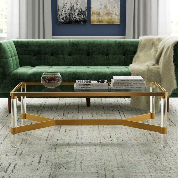 Luca Coffee Table by Willa Arlo Interiors Willa Arlo Interiors