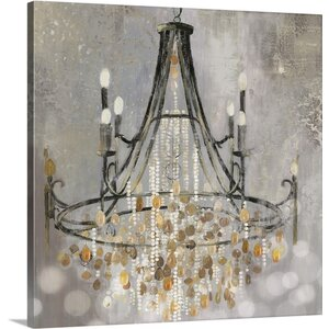 Cortege II by Aimee Wilson Painting Print on Wrapped Canvas by Great Big Canvas