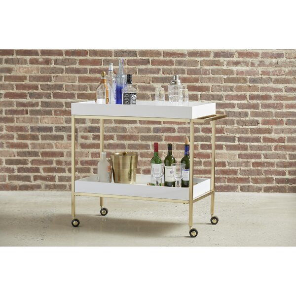 Alfonso Bar Cart by Langley Street